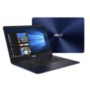 """ASUS ZenBook UX430UA-GV272T 1.8GHz i7-8550U 14"""" 1920 x 1080pixels Blue Notebook"""
