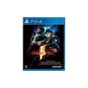 Jogo Resident Evil 5 Remastered BR PS4