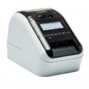 Етикетен принтер Brother QL-820NWB, директен термопечат, LCD дисплей, макс. ширина на етикета 62mm, Lan100, Bluetooth, Wi-Fi, USB