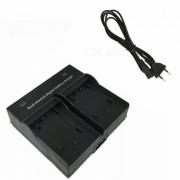 Ismartdigi FH100 Cargador de bateria de la camara digital para Sony