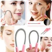 Facial Hair Remover Spring Epilator Hair Remover Beauty Tool hair remover tool