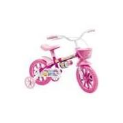 Bicicleta Infantil Colli Flower Aro 12 Rosa - 99
