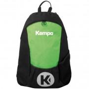 Kempa Rucksack CAUTION BACKPACK - schwarz/hope grün