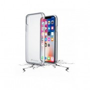 Cellular Line Clear Duo 5.8'' Cover Trasparente custodia per iPhone X