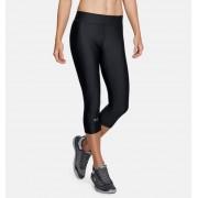 Under Armour Women's HeatGear® Armour Capris Black XS