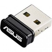 Asus USB 2.0 Wi-Fi adaptér Asus USB-N10 Nano, 150 Mbit/s