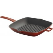 Tigaie grill LAVA LVPGT2626K0R, 26cm (Rosu)