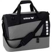 erima Sporttasche 5-CUBES (mit Bodenfach) - granit/schwarz | S