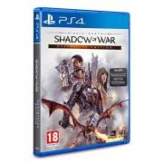 Warner Bros. Interactive Entertainment Tierra Media: Shadow of War Definitive Edition (PS4)