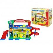 Polesie Wader Garage No.1 Premium with Cars 100.5x38x48.5 cm 1450508