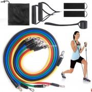 11db-os fitness szalag készlet