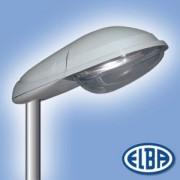 Utcai lámpatest DELFIN 03 1x250W higany izzóval, felnyitható szerelvénydoboz IP66 Elba