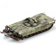 Maquette Char : Us M1a1/A2 Abrams 5 En 1-Trumpeter