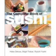 The Complete Book of Sushi, Hardcover