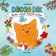 Dikkie Dik: Lente, zomer, herfst en winter - Jet Boeke