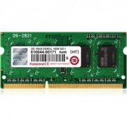 Transcend 4GB JetRam DDR3 SO-DIMM DDR3 PC1600 CL11 - JM1600KSN-4G