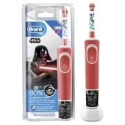 Детска електрическа четка за зъби Oral-B D100, Star Wars
