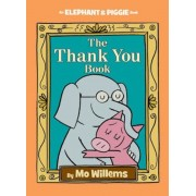 The Thank You Book, Hardcover