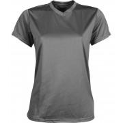 NEWLINE BASE Cool Dámské běžecké tričko 13614-083 Tmavě šedá XS