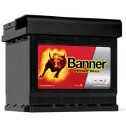 Banner Power Bull P4409 jobb pozitív 44Ah / 390A akkumulátor
