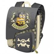 Rucsac 29x40x18cm,Minionii Pirate