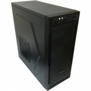 Carcasa Segotep AND II Black SPCC Steel ATX No PSU