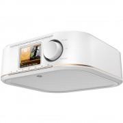 Internet Ugrađeni radio Hama IR350 AUX, WLAN Podržava DLNA, Spotify, Multiroom mogućnost Bijela