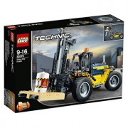 LEGO Technic 2 in 1, Stivuitor greu 42079