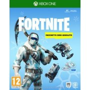 Warner Bros XBOX ONE Fortnite - Pacchetto Zero Assoluto (CDD)