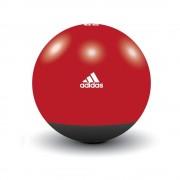 Adidas 65 cm vörös-fekete kétszínű Anti Burst gimnasztika labda pumpával