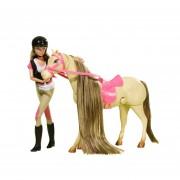 Steffi love Caballo de salto incluye muñeca Simba