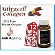 12 Months Supply Pureclinica UltraColl Collagen Capsules