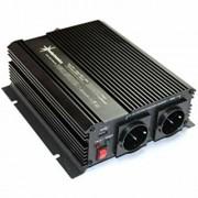 Feszültség átalakító Inverter 24v-230v 1500/3000 Watt