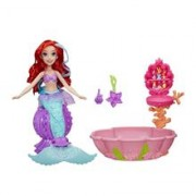 Jucarie Disney Princess Ariel Color Change Spa