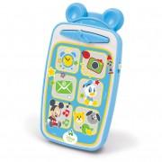 Smartphone pentru copii cu lumini Mickey Mouse