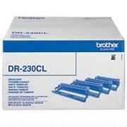 Brother DR-230CL Original Drum Black & 3 Colours