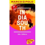 Reisgids India south - zuid (Engels) | Marco Polo