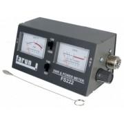 Reflectometru wattmetru 10/100W statii CB FS222