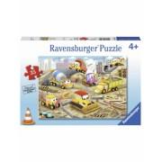 Puzzle Santier In Lucru, 35 Piese Ravensburger