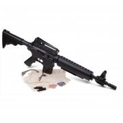 Rifle Tipo Ametralladora M4 Co2 Municiones 4.5 mm HELLBOY
