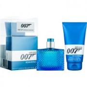 James Bond 007 Ocean Royale lote de regalo I. eau de toilette 50 ml + gel de ducha 150 ml