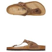 Birkenstock Mens Gizeh Sandal Tabacco Brown