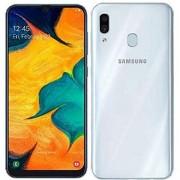 Samsung A307 Galaxy A30s 4G 64GB Dual-SIM Prism Crush White EU
