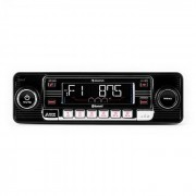 Auna RMD-Sender-One Autoradio Bluetooth USB SD MP3 AUX CD Retro schwarz