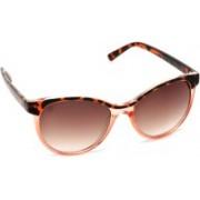 MTV Cat-eye Sunglasses(Brown)