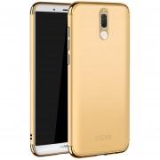 MOFI Empalme Tres Etapa Plena Cobertura PC Case Para Huawei Mate 10 Lite / Maimang 6 (oro)