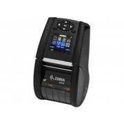 Zebra ZQ610 Kassabonprinter Thermisch 203 x 203 dpi Zwart USB, Bluetooth, Werkt op een accu Kassarolbreedte: 55.4 mm