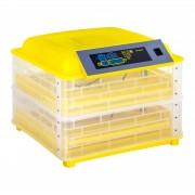 Couveuse à œufs - 96 œufs - Mire-œuf inclus - Entièrement automatique
