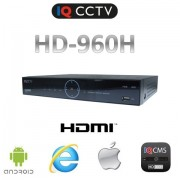 DVR rekordéry so 8 vstupmi, real time 960H, VGA, HDMI