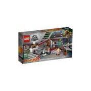Perseguição de Raptor Lego Jurassic Wolrd - 75932